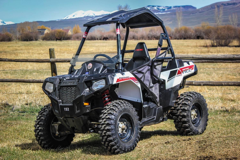 One-Person ATV: Polaris Sportsman ACE - Colorado Adventure ...