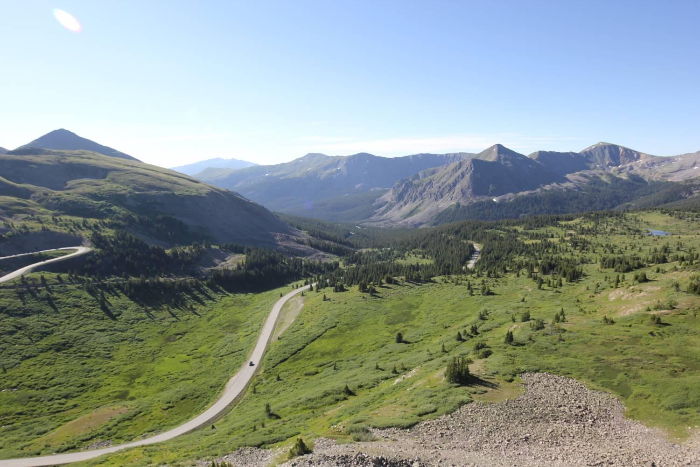 Cottonwood Pass Scenic Drive – Buena Vista to Almont, CO ... |Cottonwood Pass